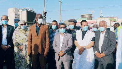 صورة وزير الداخلية يزور تفرغ زينه للإطلاع على إجراءات التصدي لفيروس كورونا